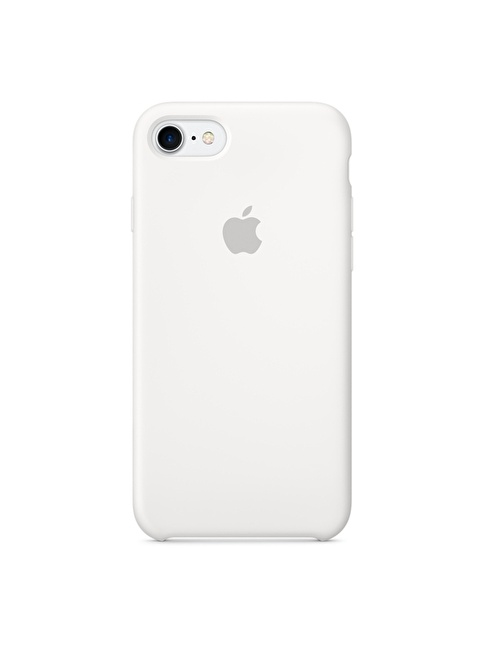 Jacobson iPhone 7 / 8 Silikon Kapak Beyaz